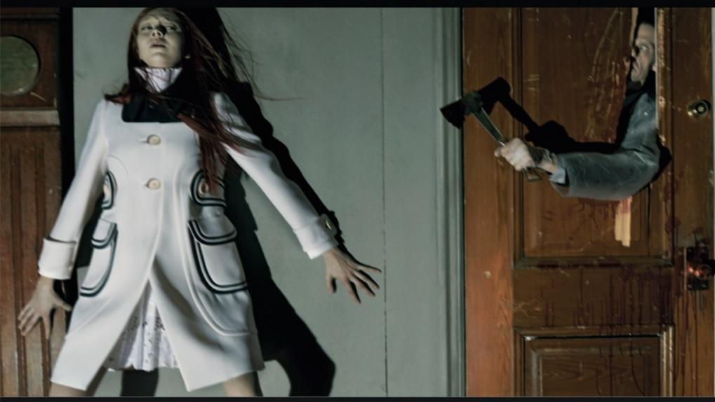 Fashion Shoot Shows Models Beaten Bloody: EDITORIAL: VOGUE's HORROR MOVIE