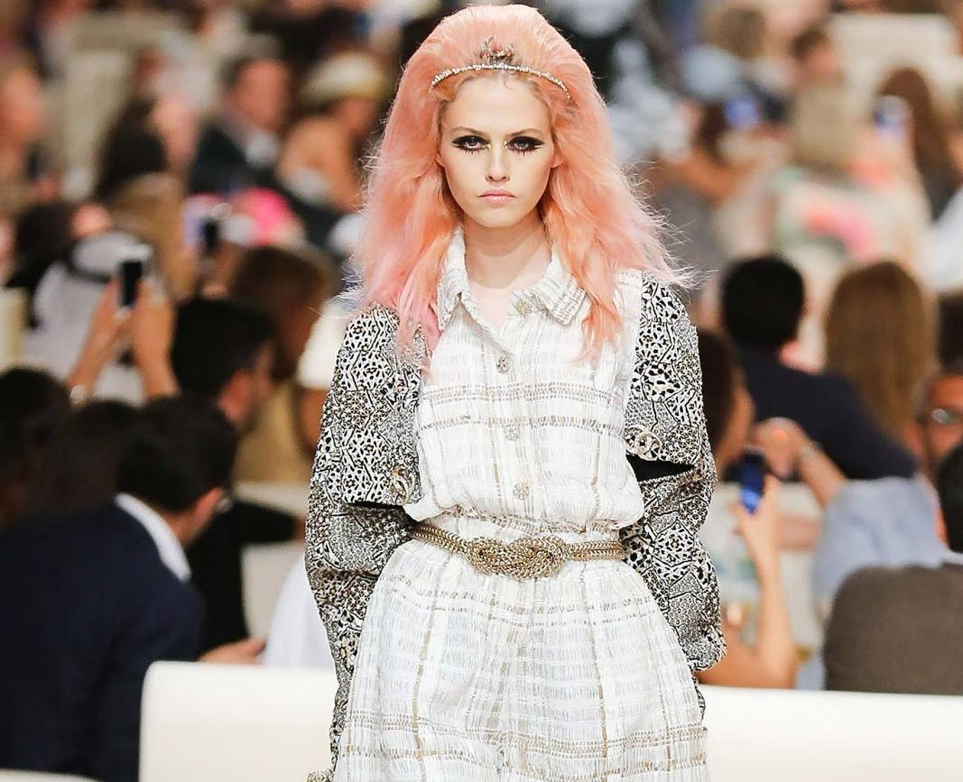 COLLECTION: CHANEL RESORT 2015