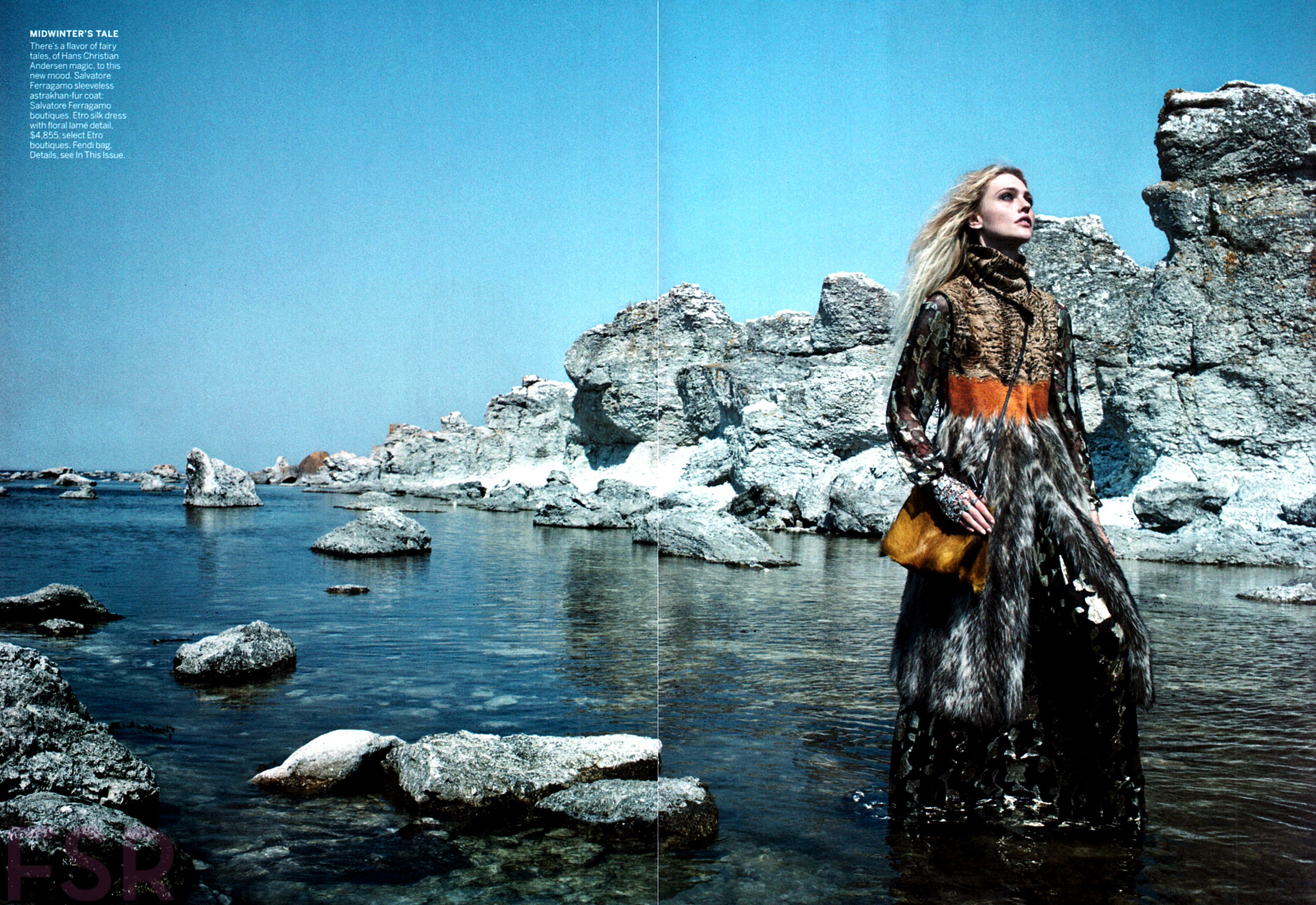 EDITORIAL: VOGUE WINTER FEVER