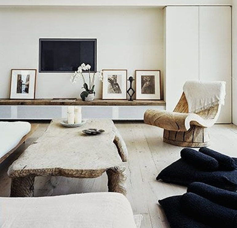 INTERIOR INSPIRATION: IT'S A WHITE WHITE WORLD