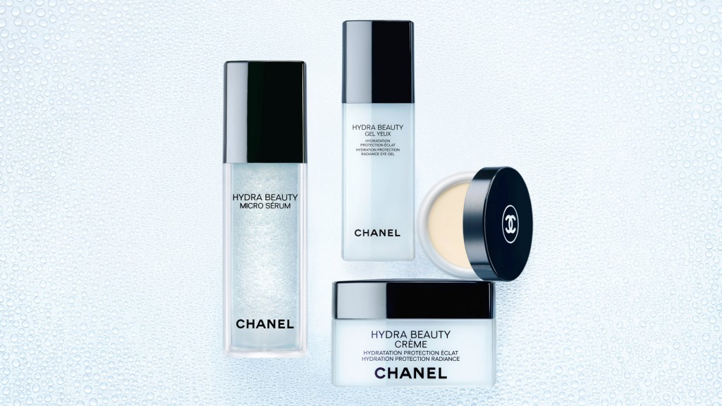 CHANEL HYDRA BEAUTY: LIKE WATER ON YOUR FACE