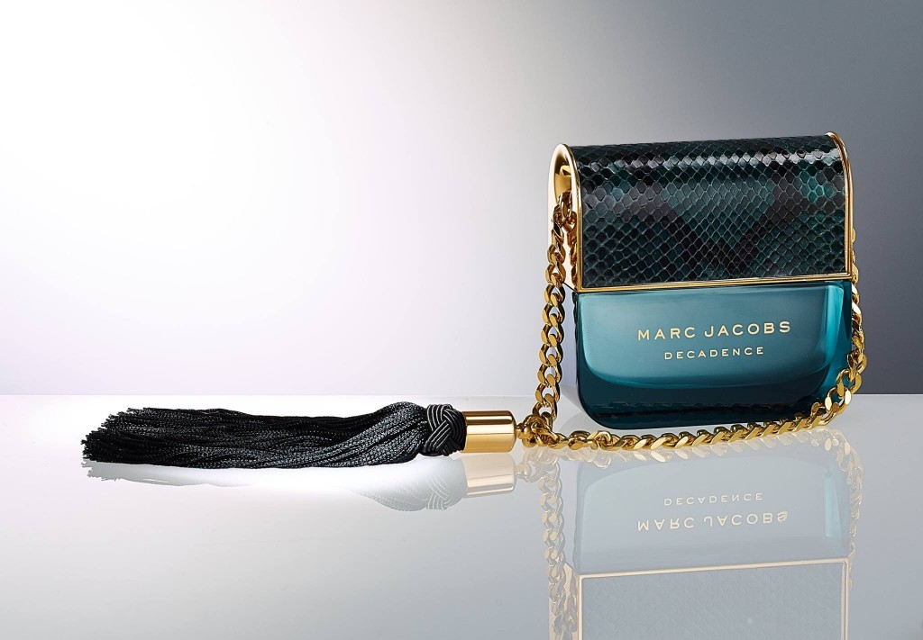 A STATEMENT BAG… I MEAN FRAGRANCE