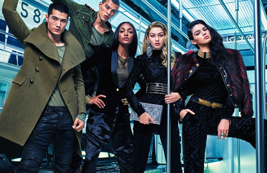 WISH LIST IN THE MAKING: BALMAIN X H&M