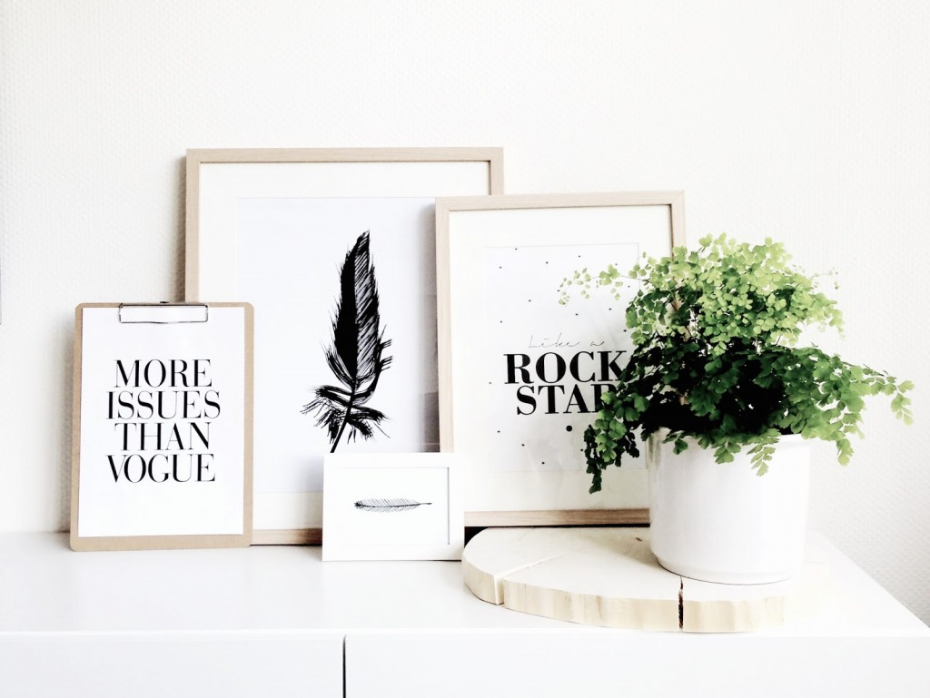 INTERIOR INSPIRATION: FREE AS A FEATHER