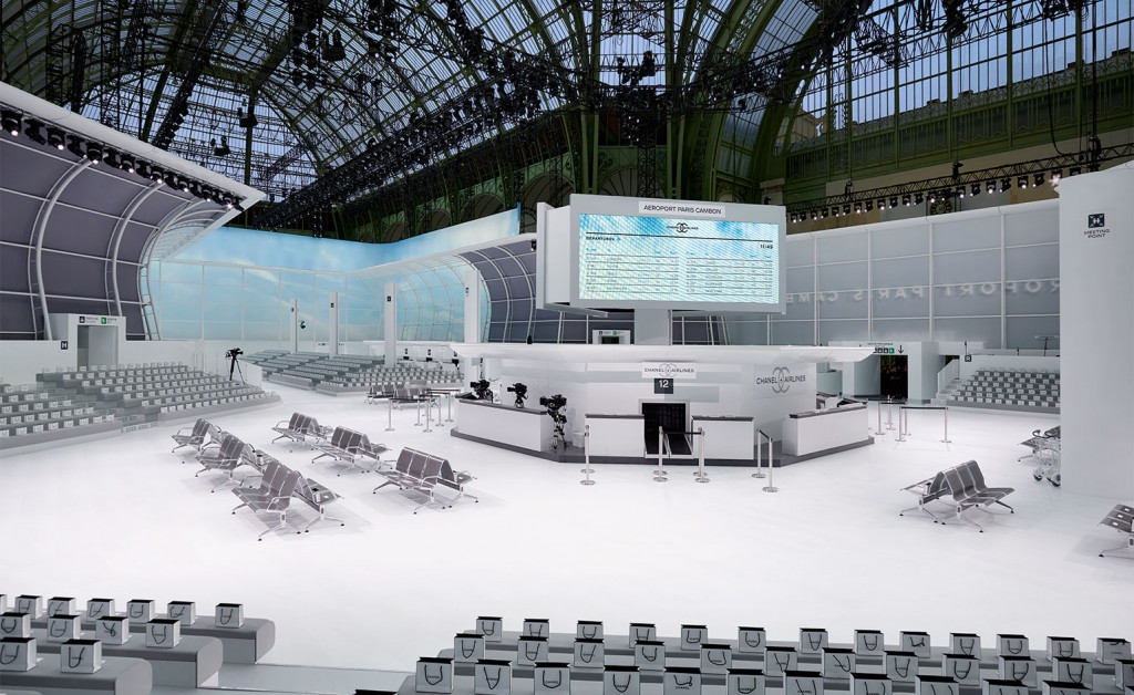 Best runway sets, Chanel