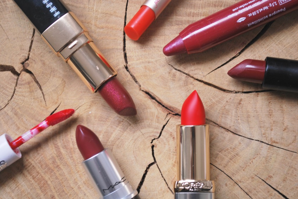 THE GREAT CHRISTMAS LIPSTICK TEST