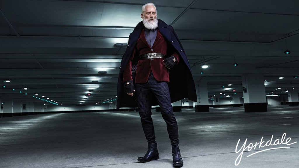 FASHIONABLE SANTA, YEP