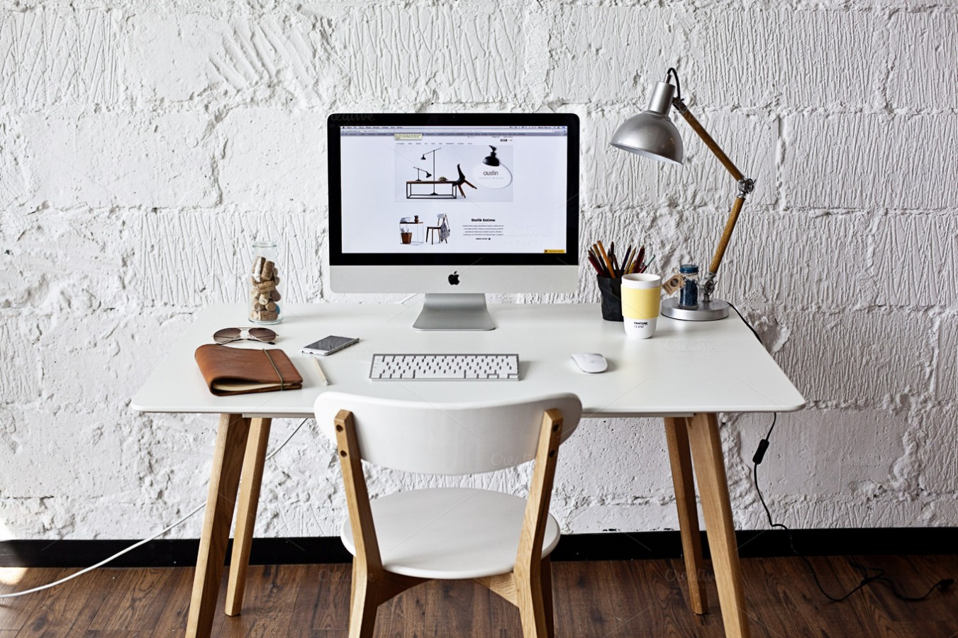 3 STEPS TO A PERFECT WORKSPACE