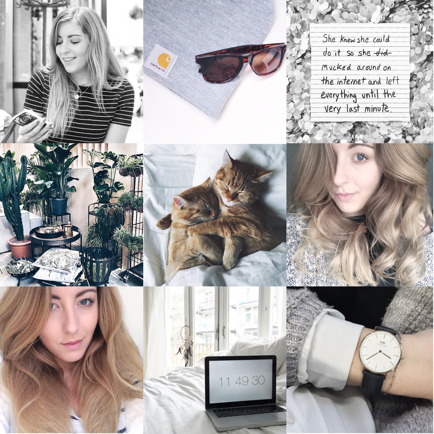 INSTALIFE: LAZY DAYS