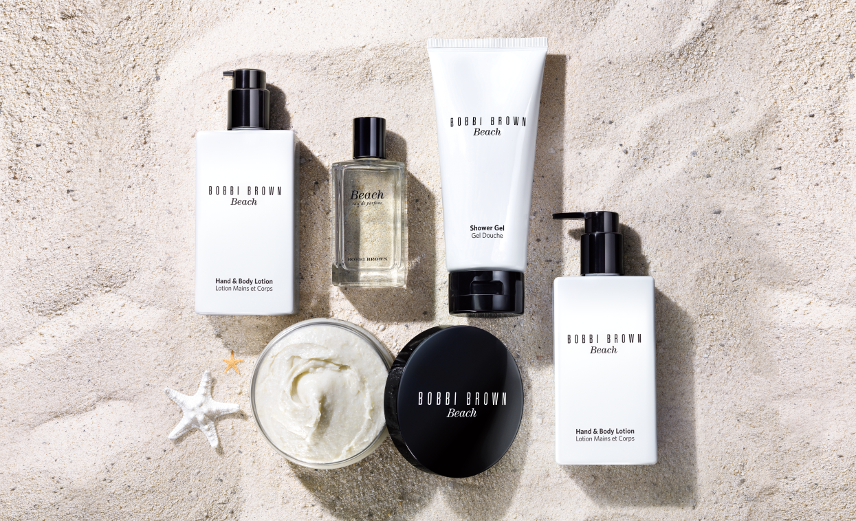 LET'S GO TO THE BOBBI BROWN BEACH-EACH