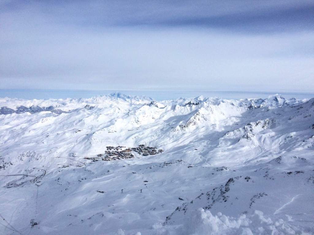Val Thorens snowboard paradise