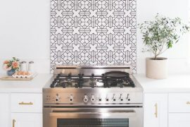 Crazy kitchen tiles